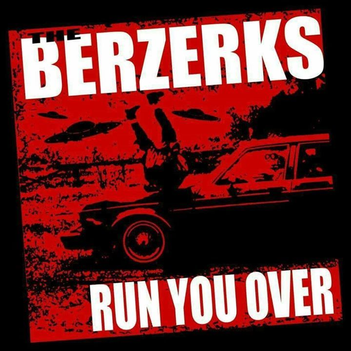 THE BERZERKS Tour Dates