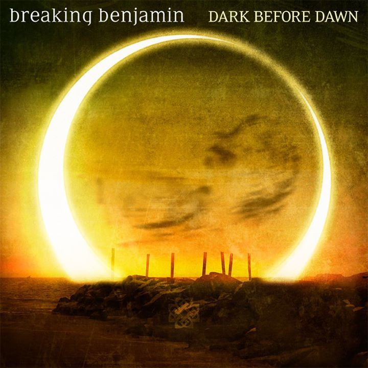 Breaking Benjamin @ Batschkapp - Frankfurt Am Main, Germany