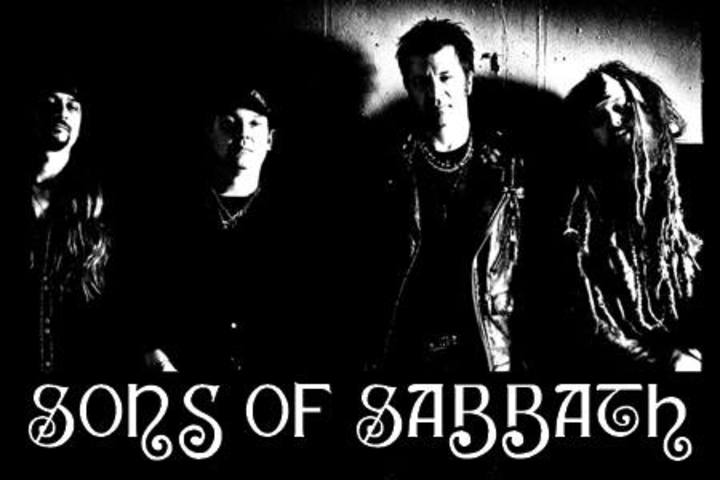 Sons of Sabbath Tour Dates
