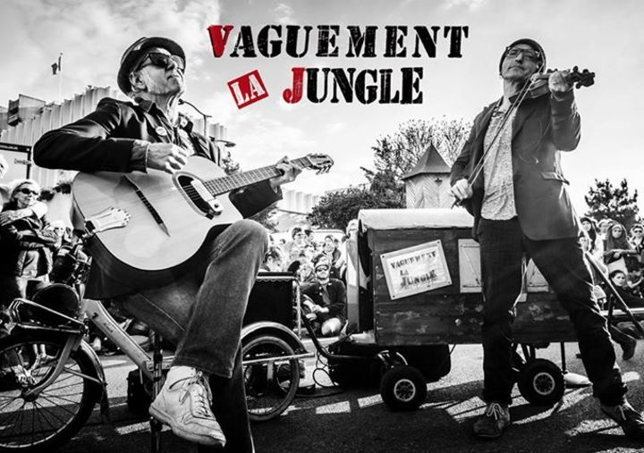 Vaguement la Jungle Tour Dates