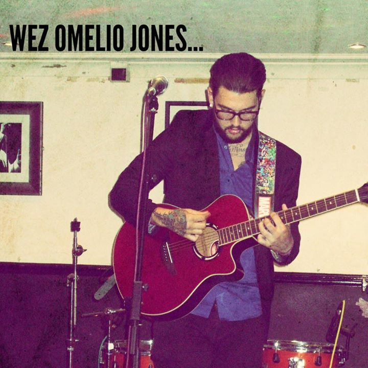 Wez Omelio Jones Tour Dates
