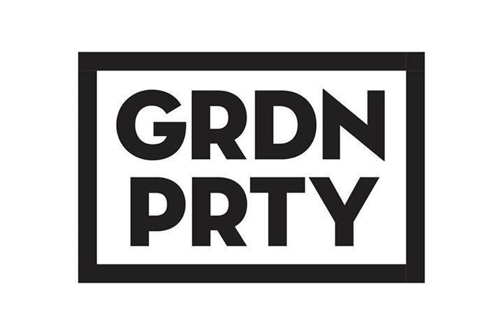 GRDN PRTY Tour Dates