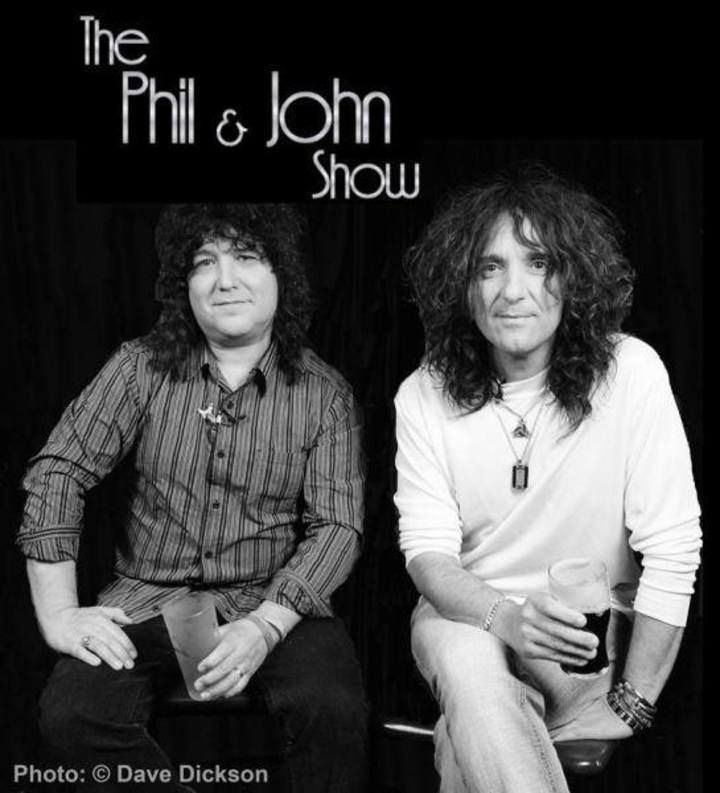 The Phil and John Show Tour Dates