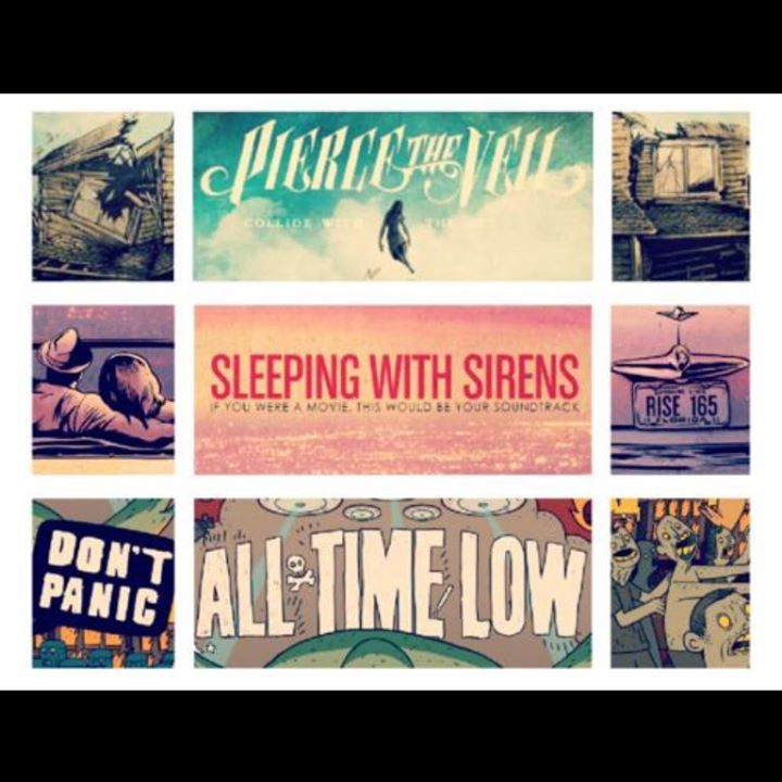 Pierce The Bands in the Horizon with sirens Tour Dates