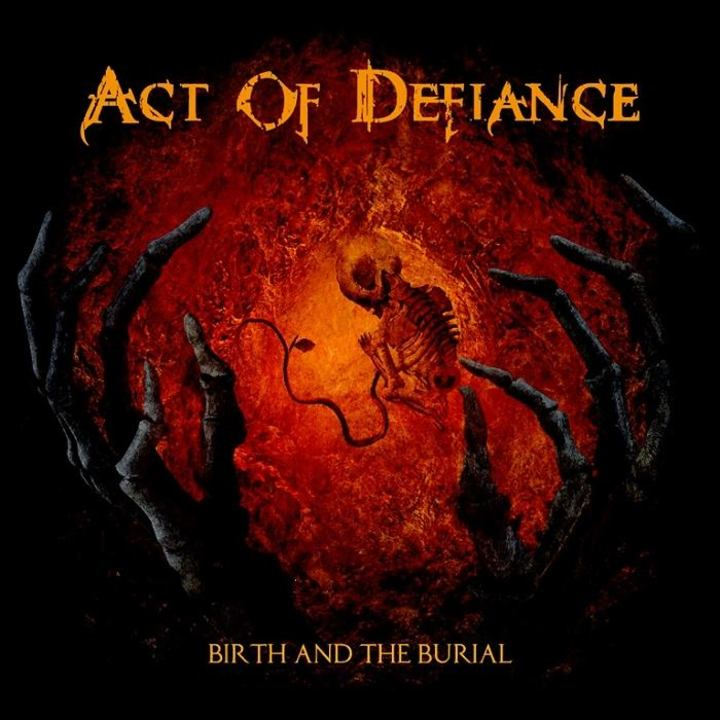 Act of Defiance Tour Dates