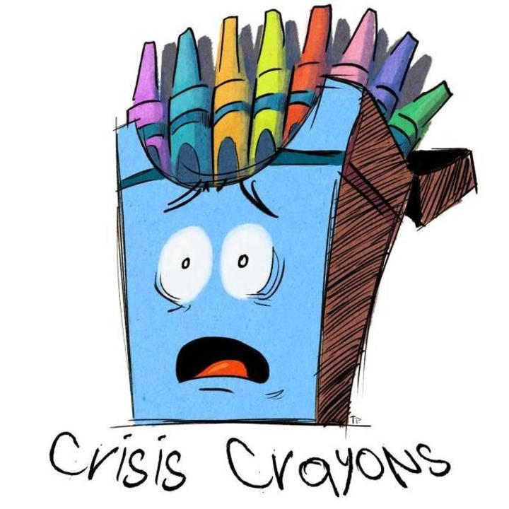 Crisis Crayons Tour Dates