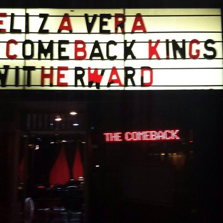 Comeback Kings Tour Dates