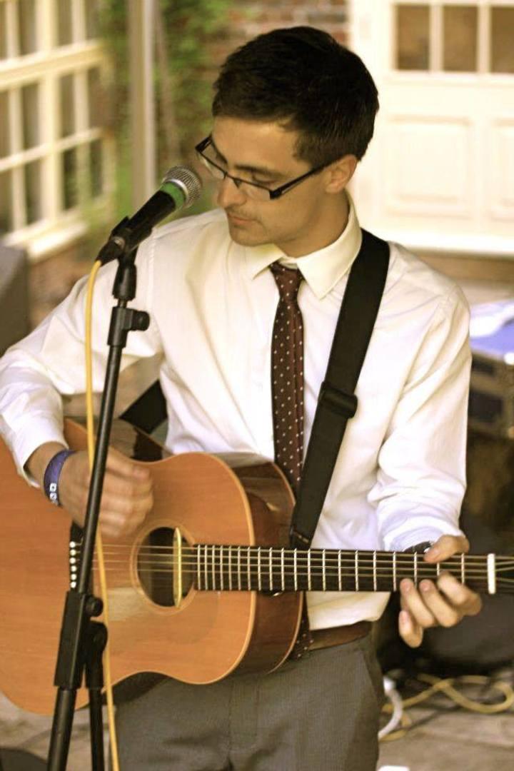 James Currey Acoustic Tour Dates