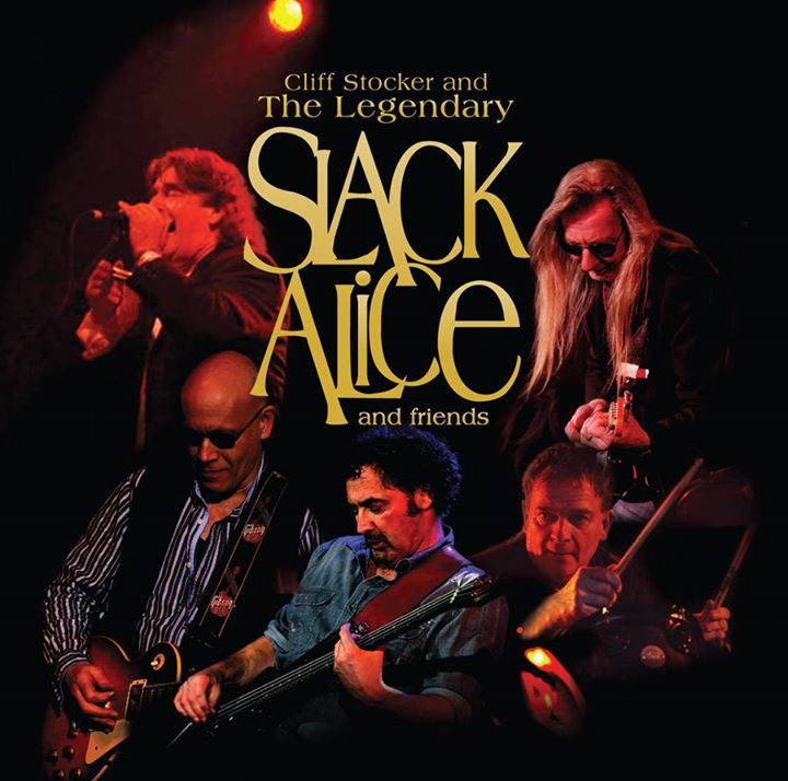 Slack Alice Tour Dates