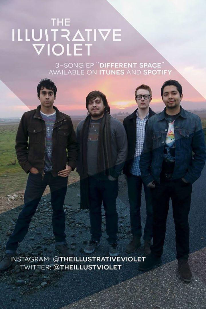 The Illustrative Violet Tour Dates