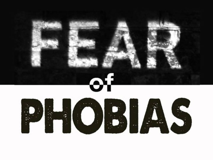 Fear of Phobias Tour Dates