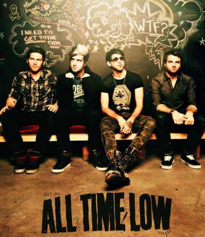 All Time Low - Music Therapy Tour Dates
