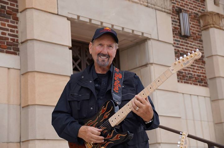 James Burton International Guitar Festival Tour Dates