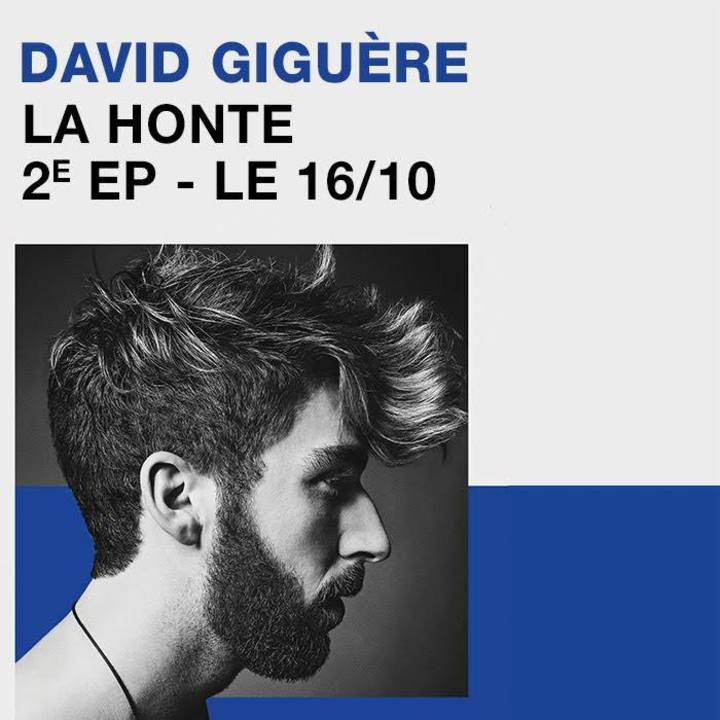 David Giguère Officiel Tour Dates