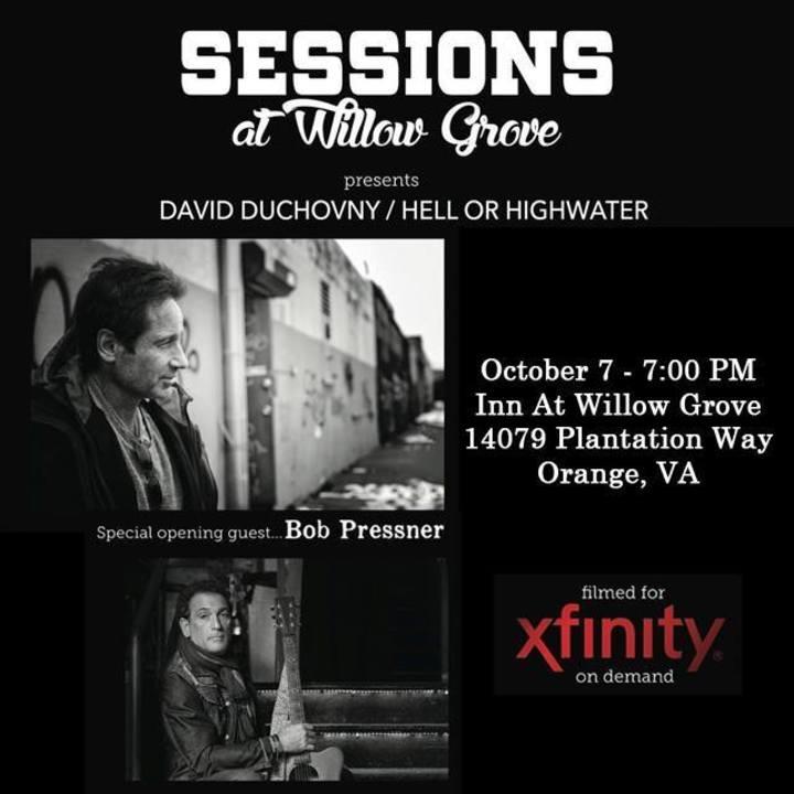 Bob Pressner Tour Dates