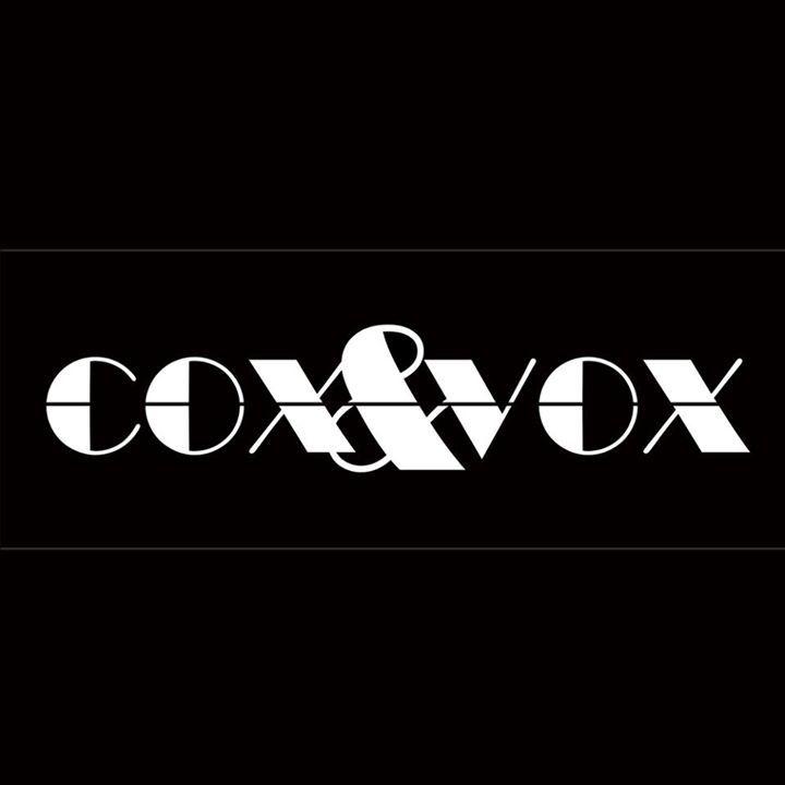Cox&Vox Tour Dates