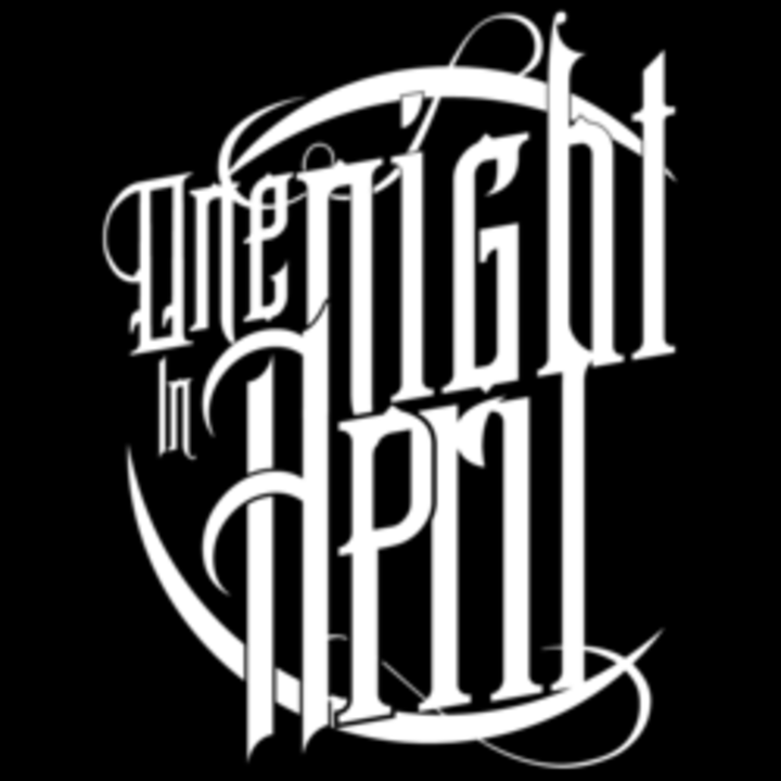 One Night in April Tour Dates