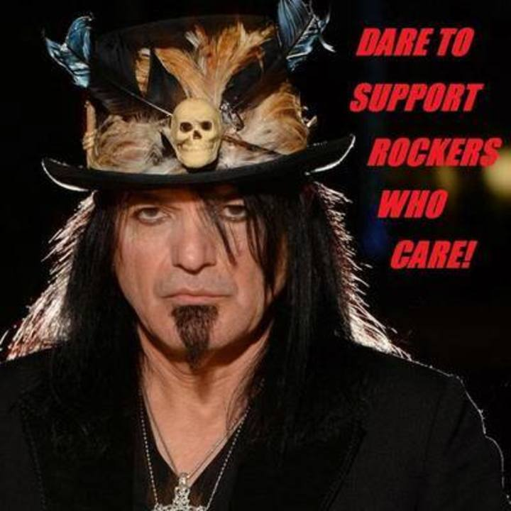 Dare to Support Rockers Who Care Tour Dates