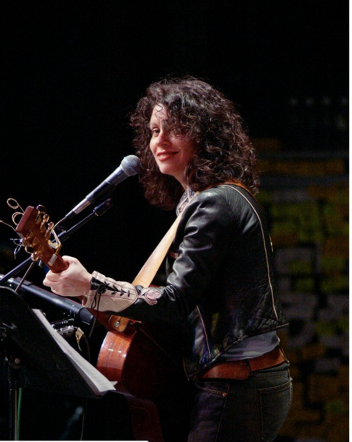 Lucy Kaplansky @ Fairfield Theater - Fairfield, CT