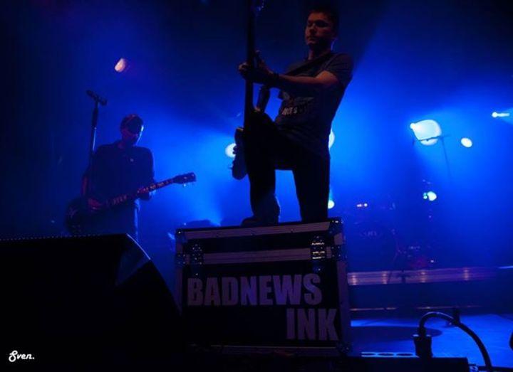 Badnews Ink Tour Dates