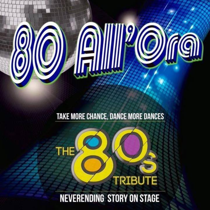 80 ALL'ORA Tour Dates