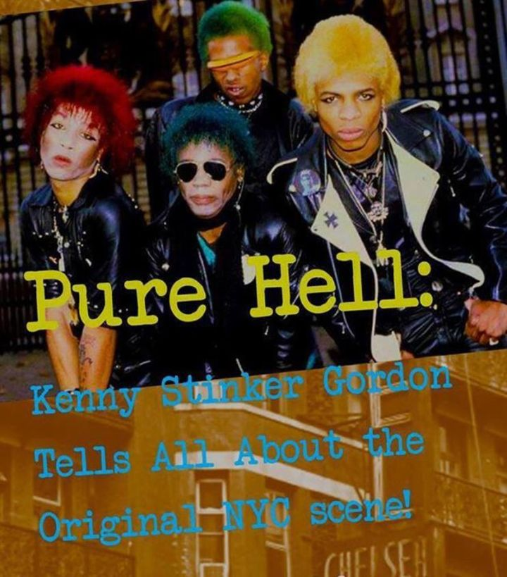 Pure Hell Tour Dates
