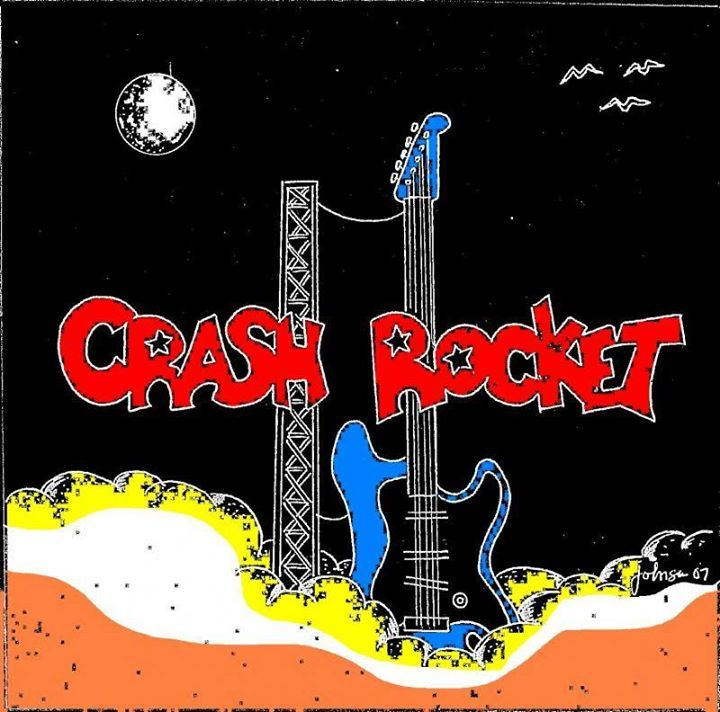 CRASHROCKET Tour Dates
