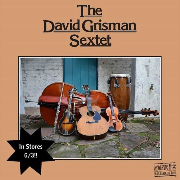 David Grisman Tour Dates
