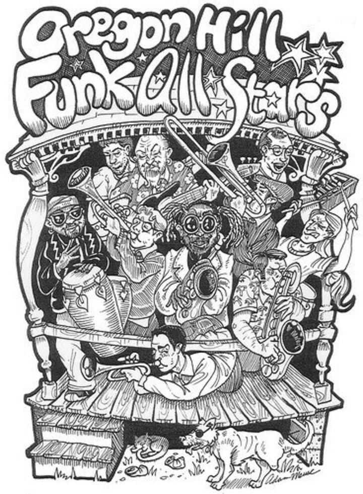 Oregon Hill Funk All-Stars Tour Dates