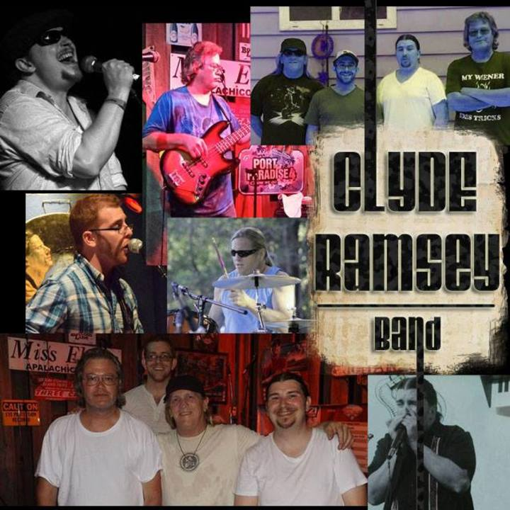 The Clyde Ramsey Band Tour Dates