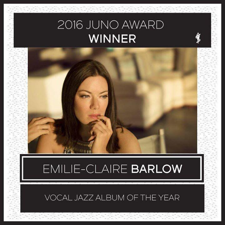Emilie-Claire Barlow Tour Dates