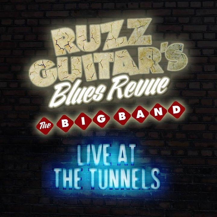 Ruzz Guitar's Blues Revue @ The Three Tuns - Chepstow, United Kingdom