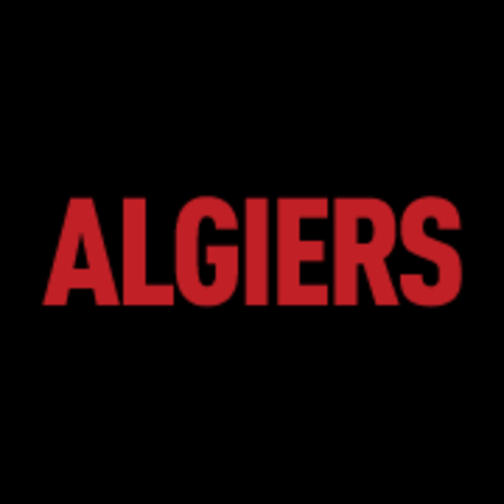 Algiers Tour Dates