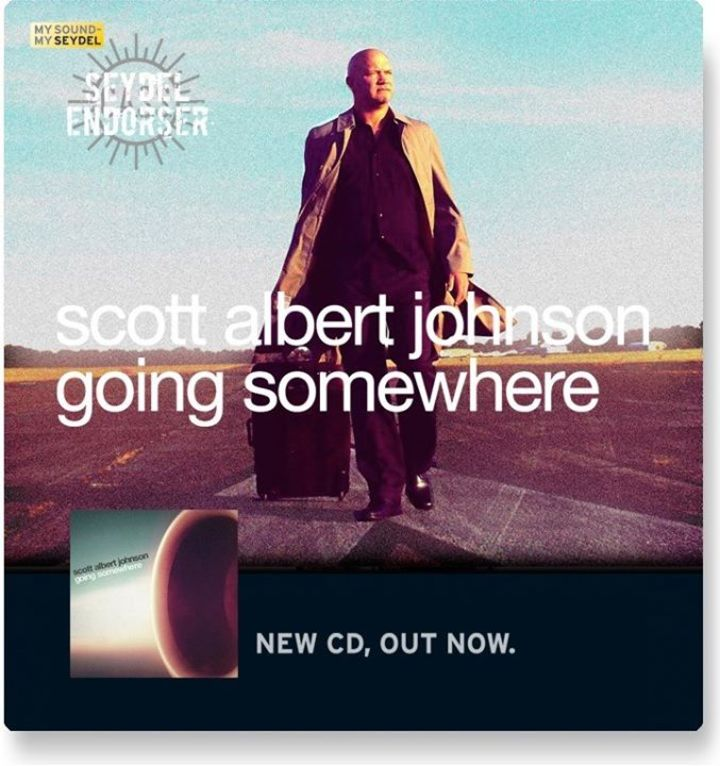 Scott Albert Johnson Tour Dates