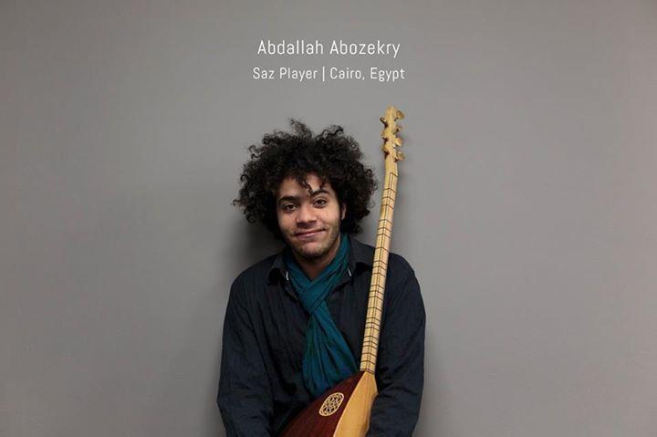 Abdallah Abozekry Tour Dates