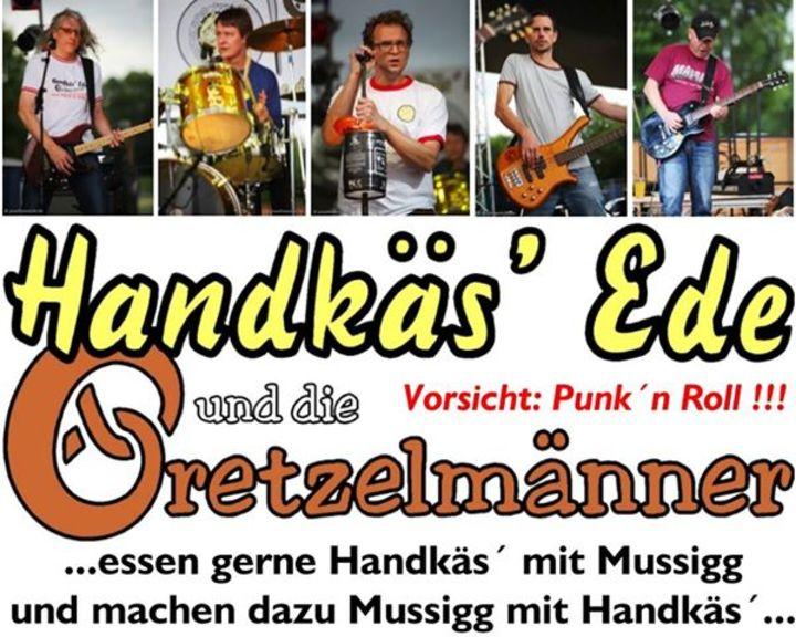 Handkäs Ede und die Bretzelmänner Tour Dates