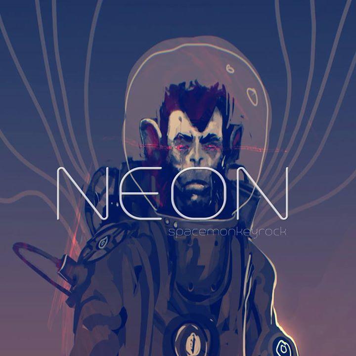 NEON Space Monkey Rock Tour Dates