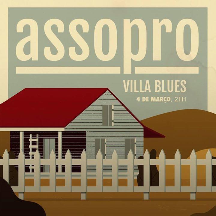 Assopro Tour Dates