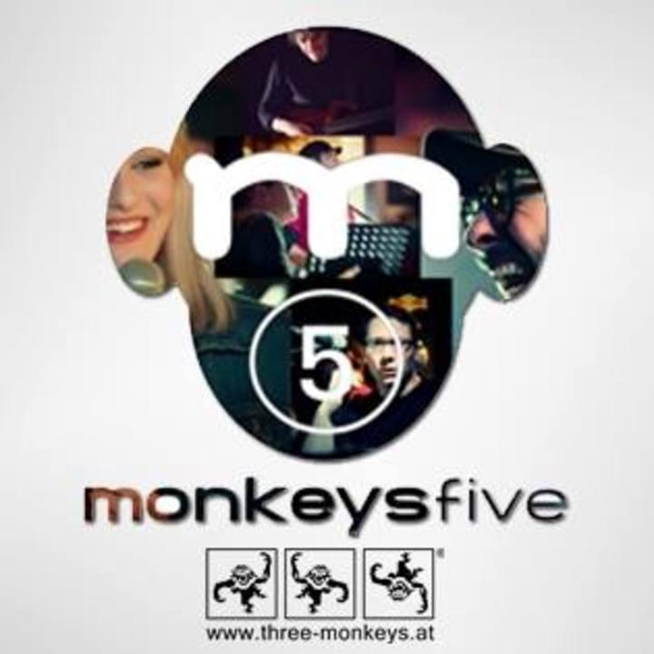 MONKEYS FIVE Tour Dates