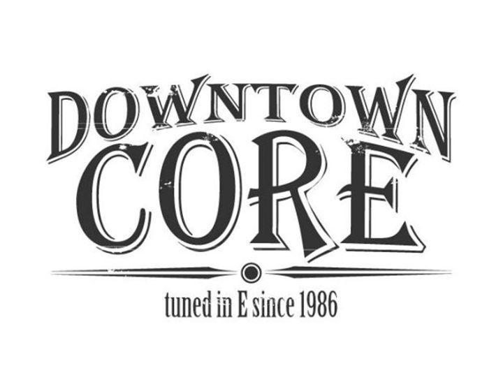 Downtown Core Tour Dates