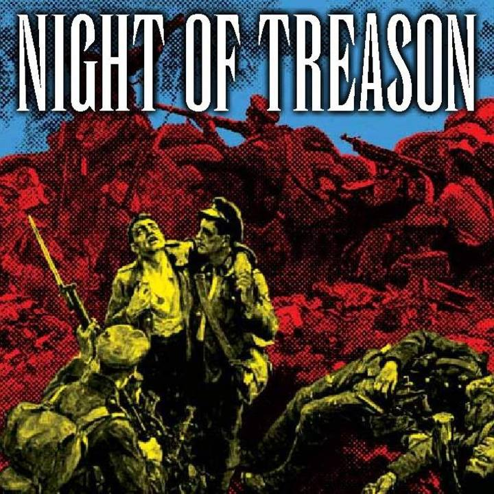 Night Of Treason Tour Dates