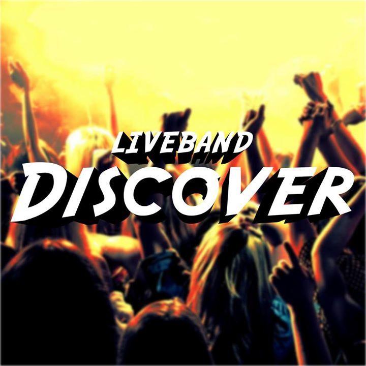 Liveband Discover Tour Dates