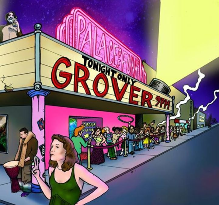 Grover Tour Dates