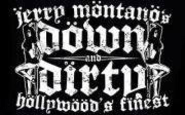 Jerry Montano Music Tour Dates