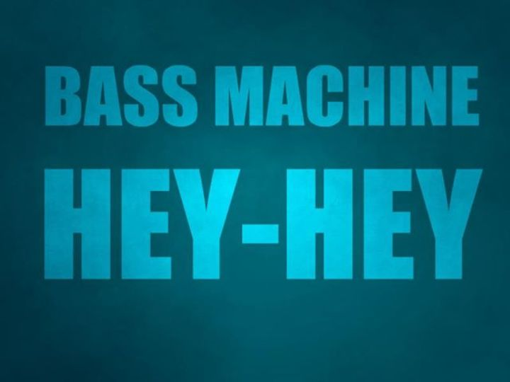 Bass Machine Tour Dates