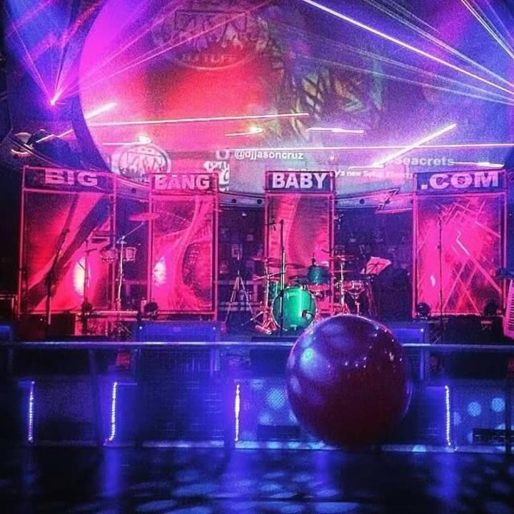 Big Bang Baby Tour Dates