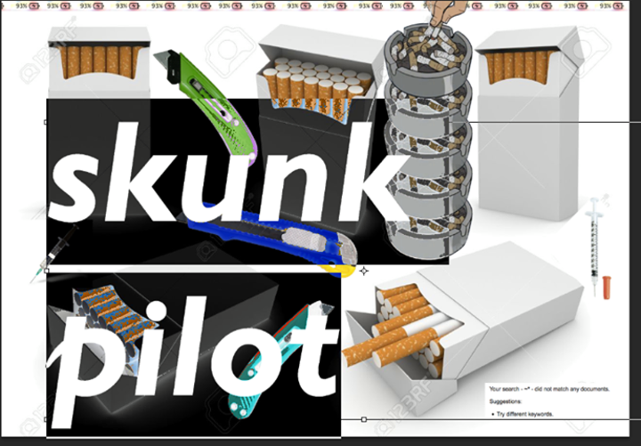 Skunk Pilot Tour Dates
