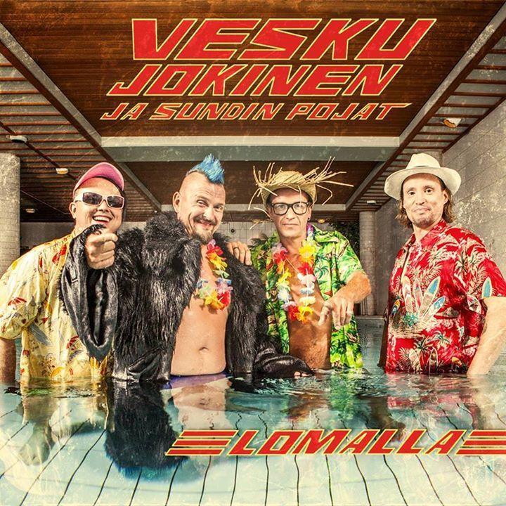 Vesku Jokinen & Sundin pojat Tour Dates