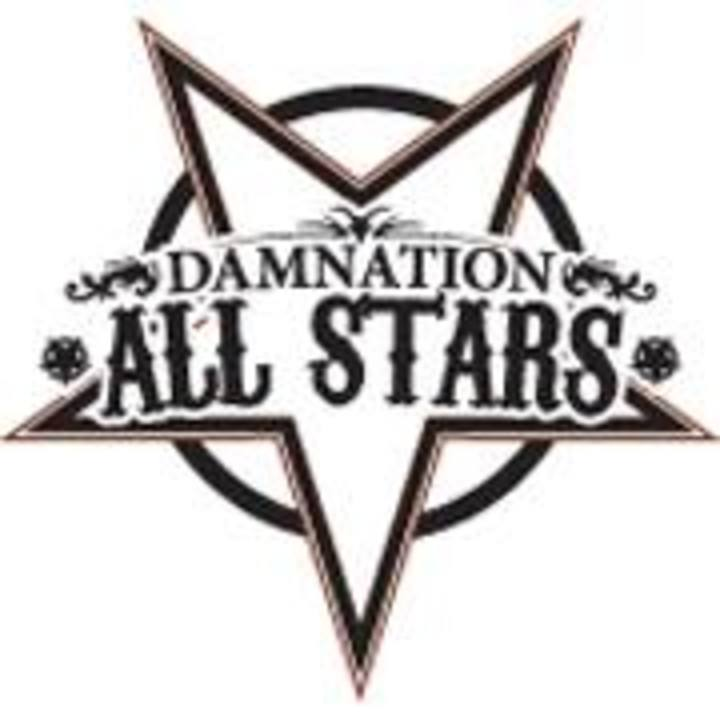 Damnation All Stars Tour Dates