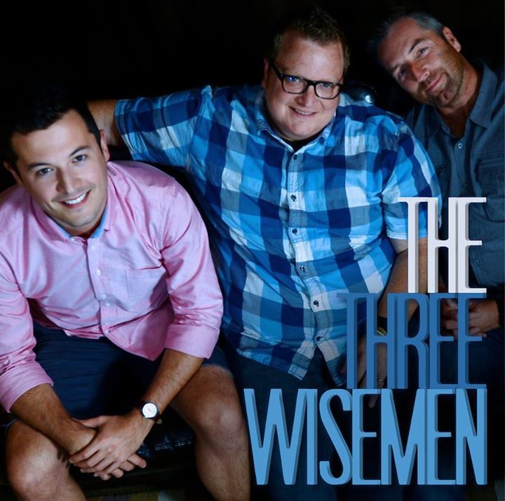 The Three Wisemen Tour Dates